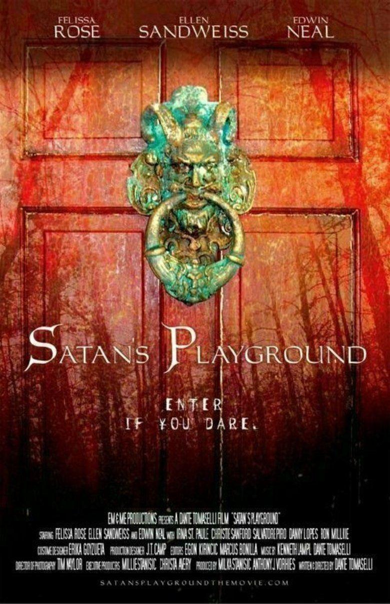 Satans Playground movie poster