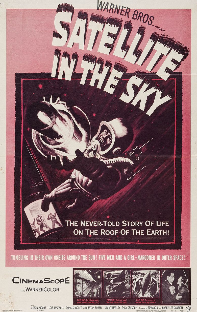 Satellite in the Sky movie poster