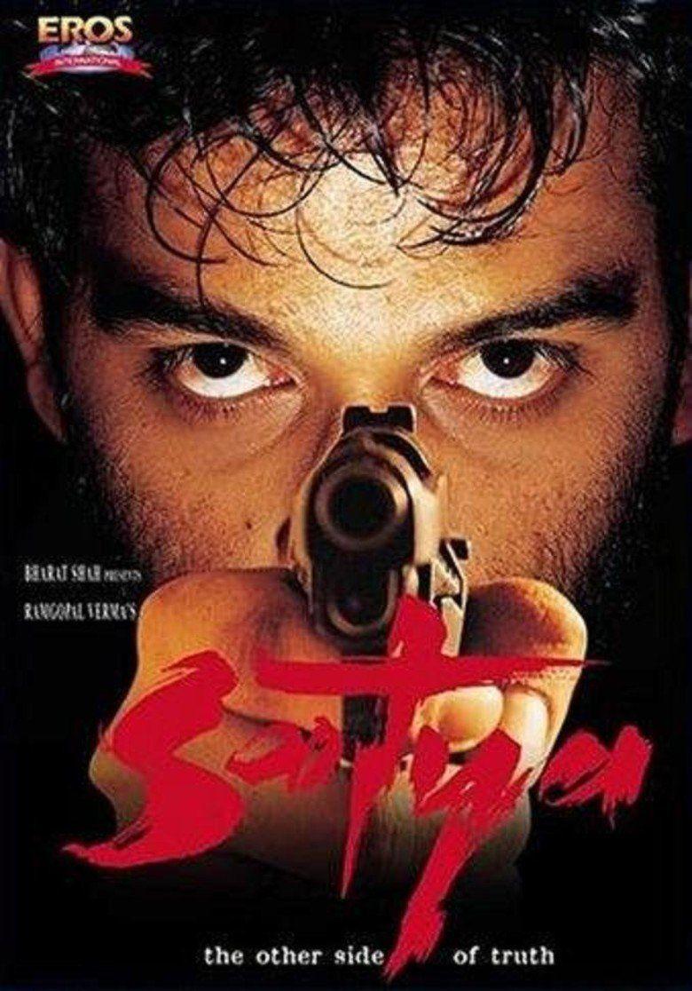 Satya (film) movie poster