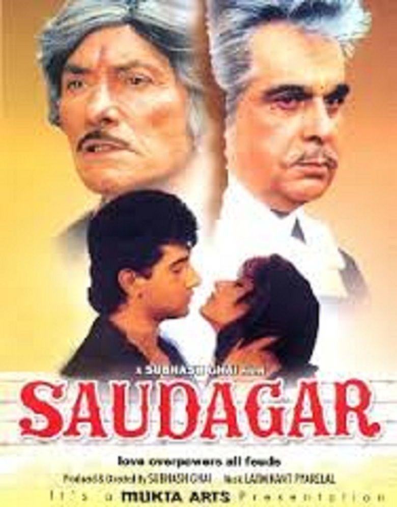 Saudagar (1991) 720p HDRiP x264 AAC 5 1-HdDownloaD3