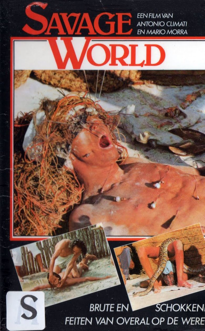 Savana violenta movie poster
