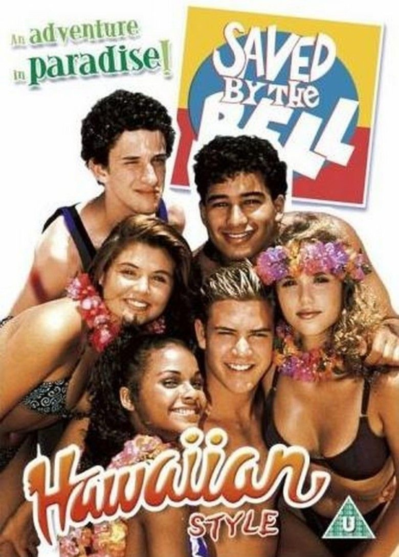 Saved by the Bell: Hawaiian Style movie poster