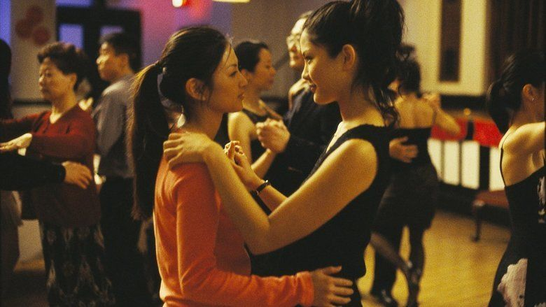 Saving Face (2004 film) movie scenes