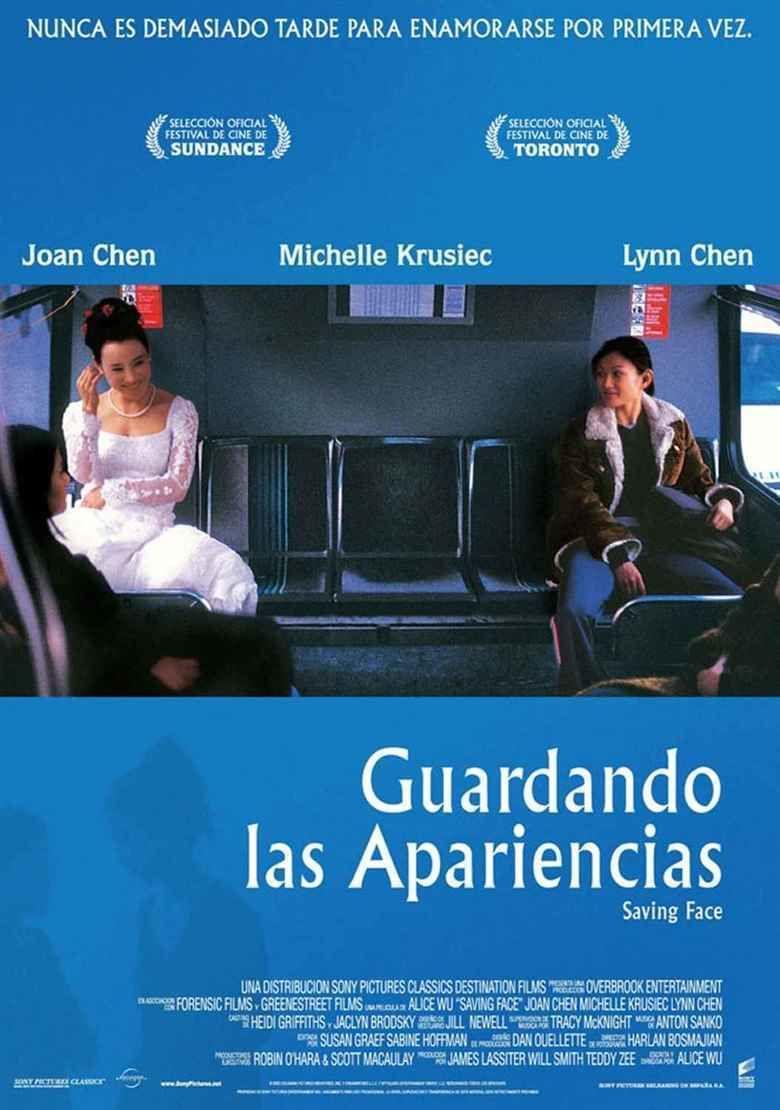 Saving Face (2004 film) movie poster