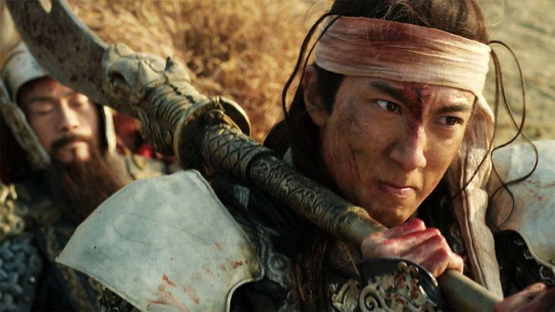 Saving General Yang movie scenes