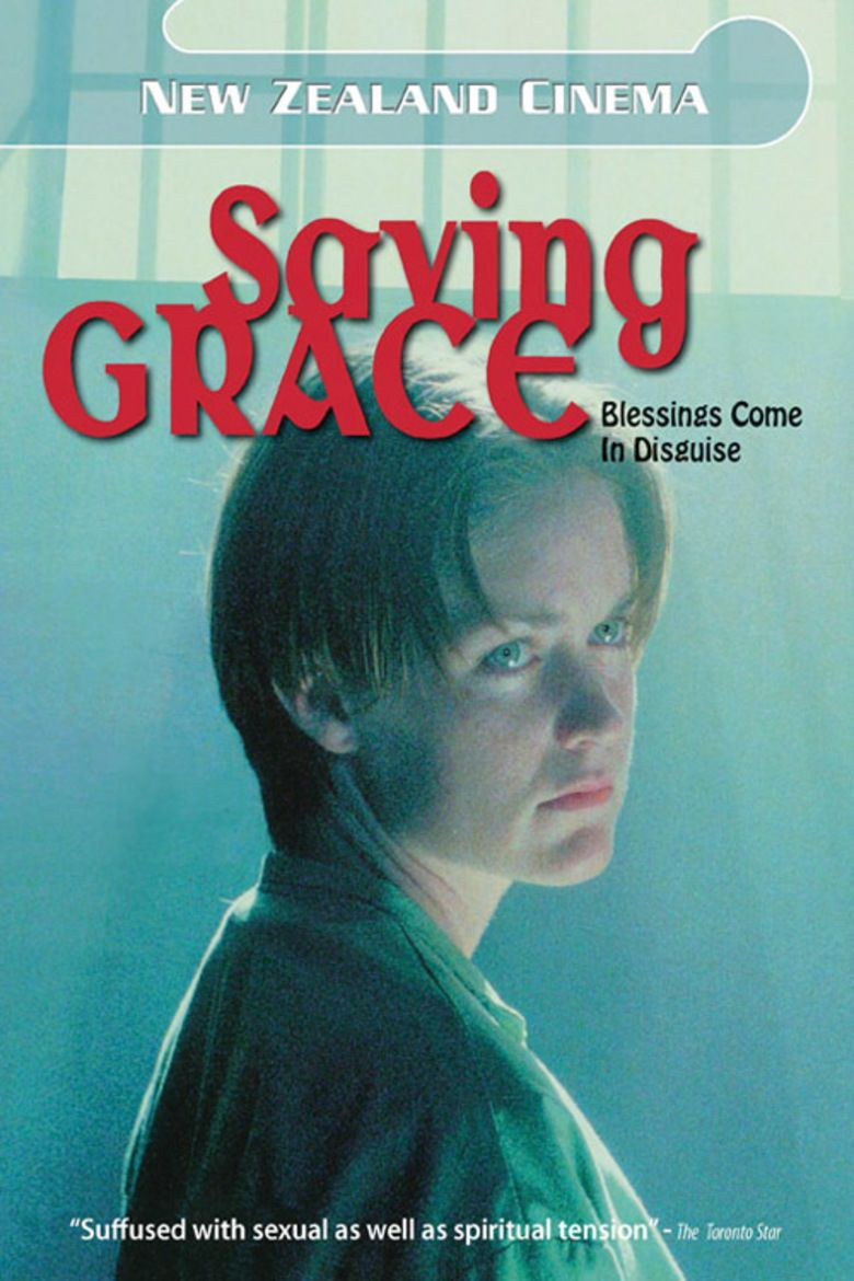 Saving Grace (1998 film) movie poster