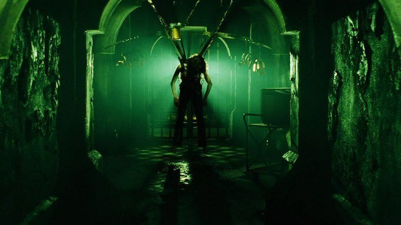 Saw III movie scenes