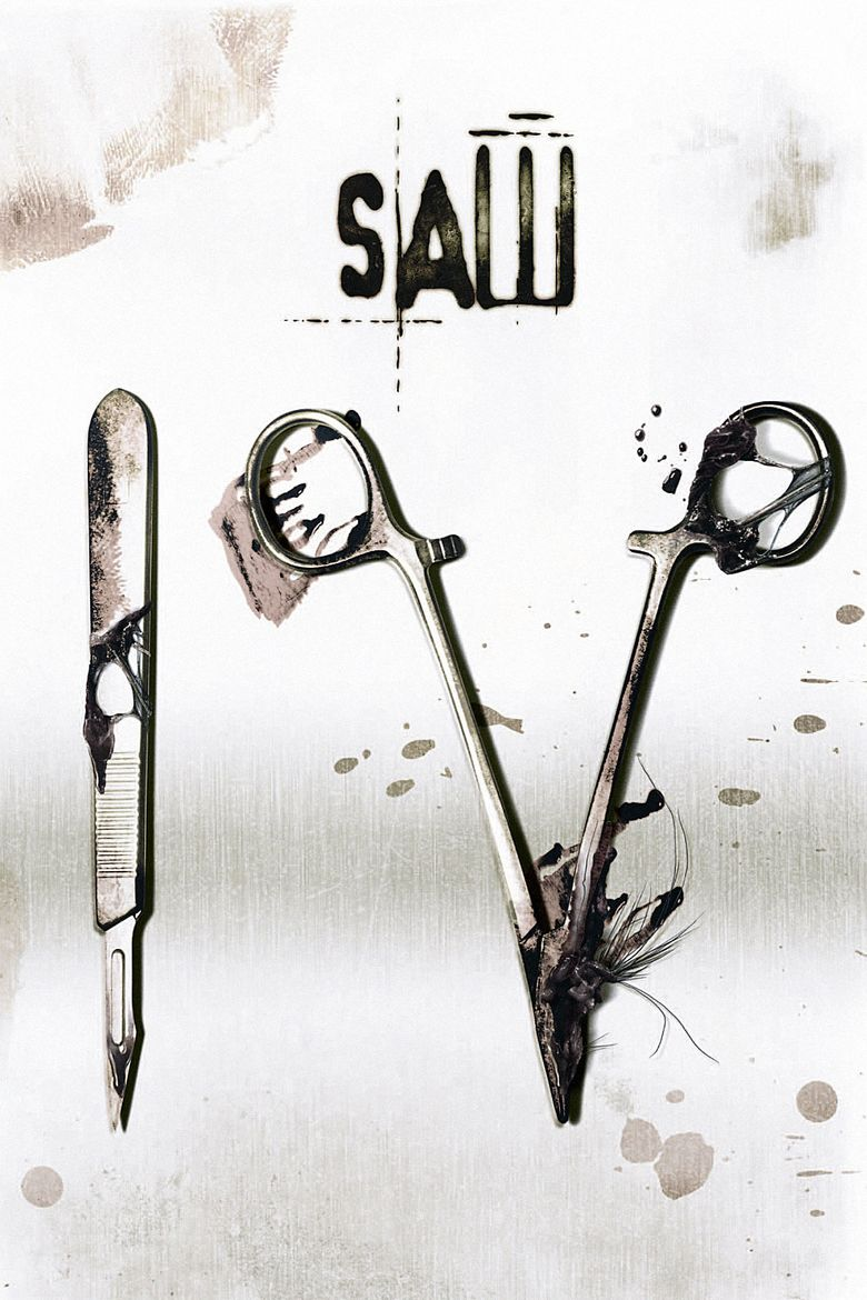 Saw IV movie poster