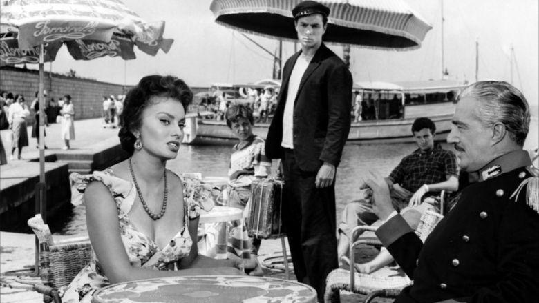 Scandal in Sorrento movie scenes