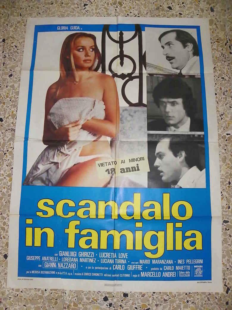 Scandalo in famiglia movie poster