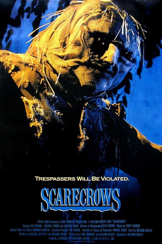 Scarecrows (1988 film) movie poster