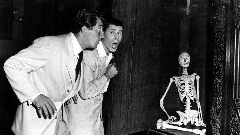 Scared Stiff (1953 film) movie scenes