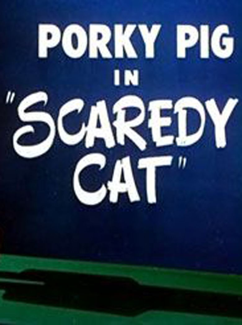 Scaredy Cat movie poster