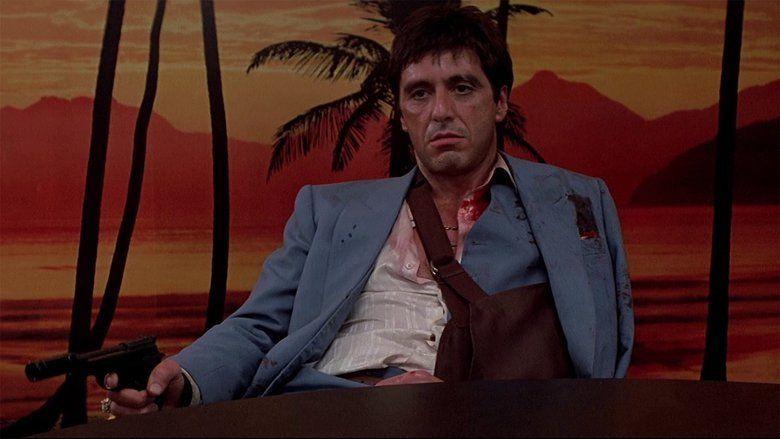 Scarface (1983 film) movie scenes