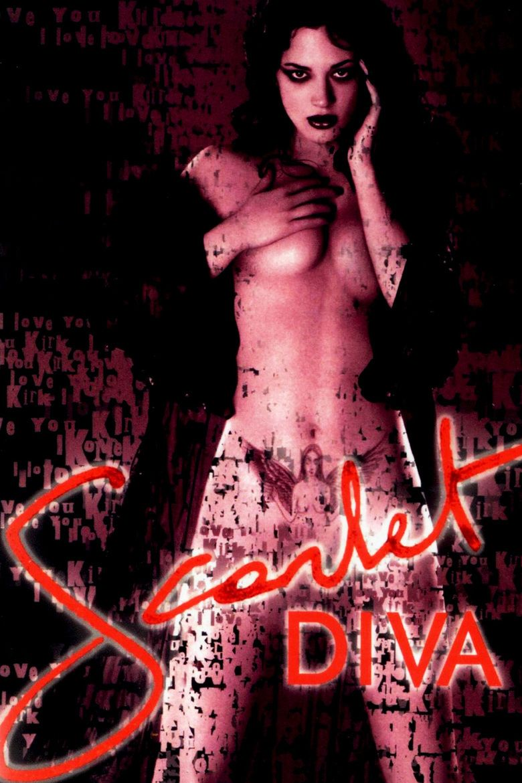 Scarlet Diva movie poster