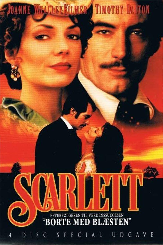 Scarlett (miniseries) movie poster