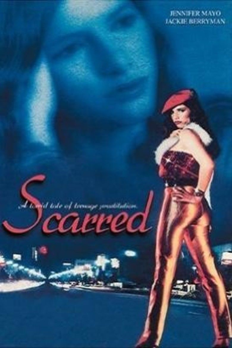 Scarred (film) movie poster