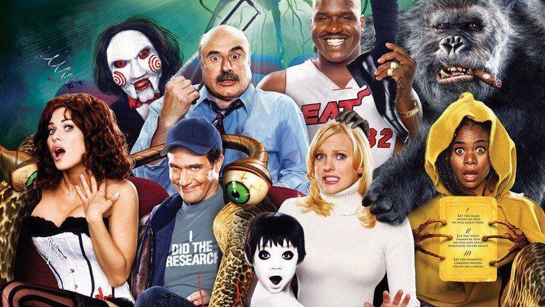 Scary Movie 4 movie scenes