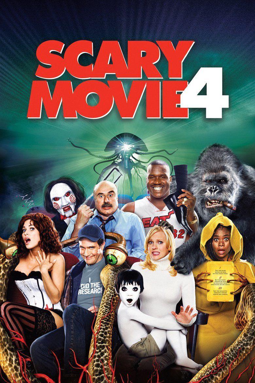 Scary Movie 4 movie poster
