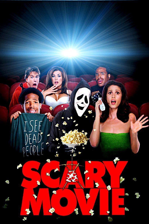 Scary Movie (film series) movie poster