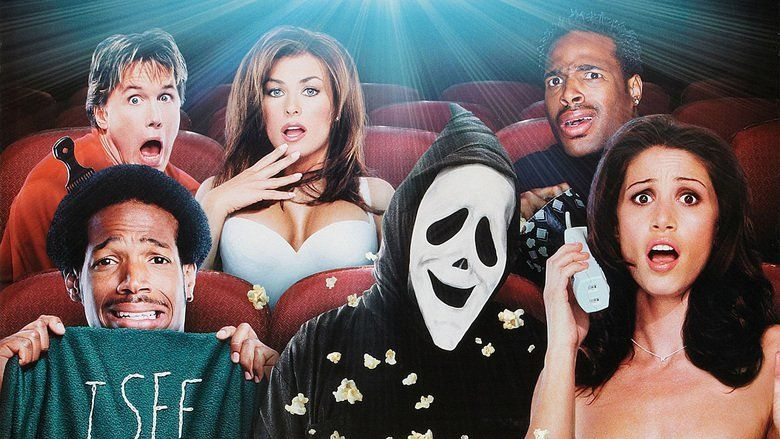 Scary Movie (film series) movie scenes