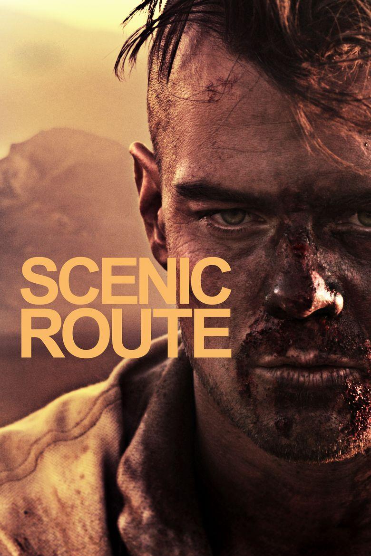 Scenic Route (film) movie poster