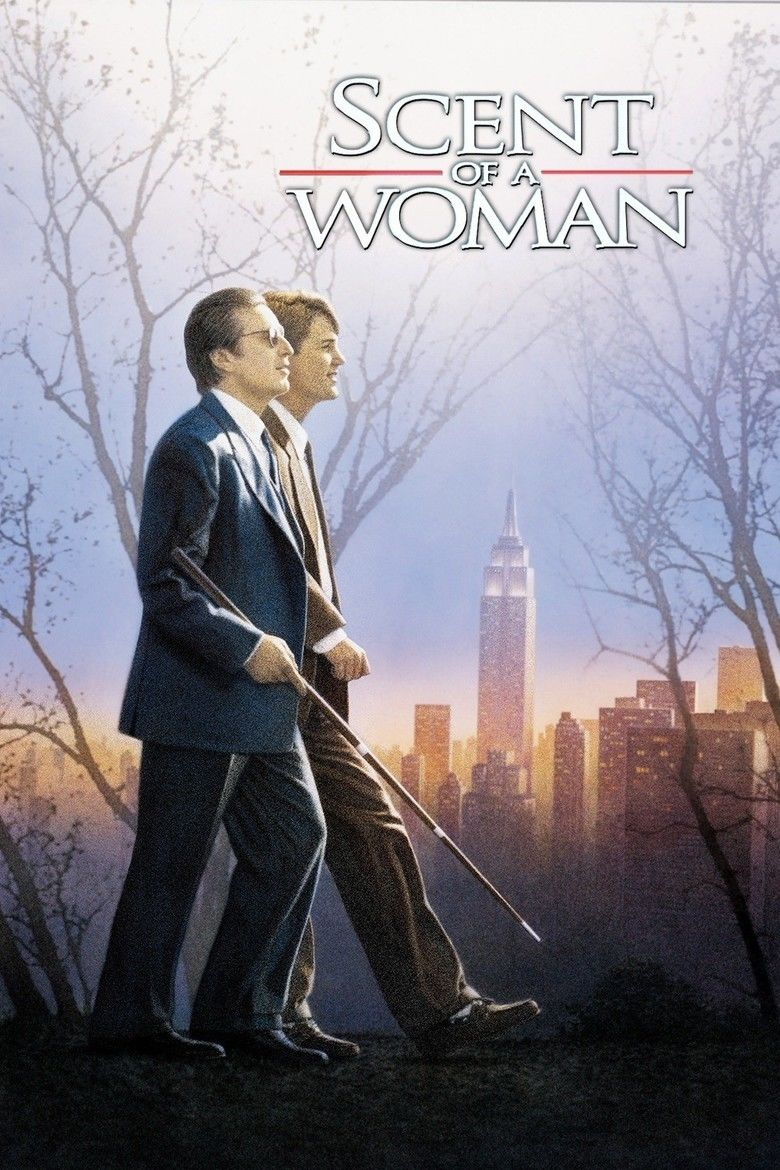 Scent of a Woman (1992 film) movie poster