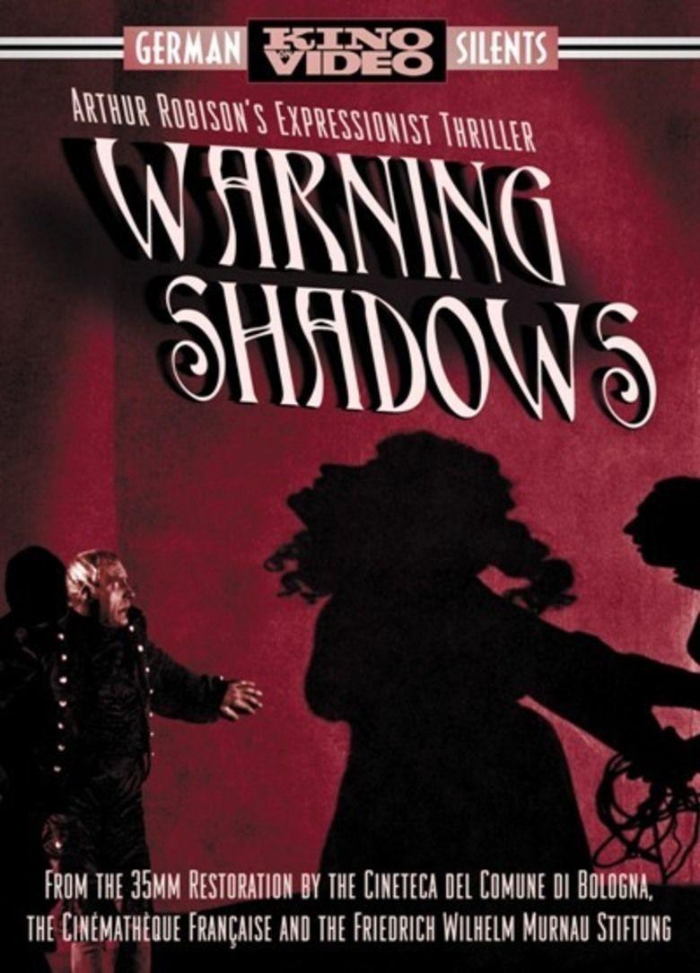 Schatten Eine nachtliche Halluzination movie poster