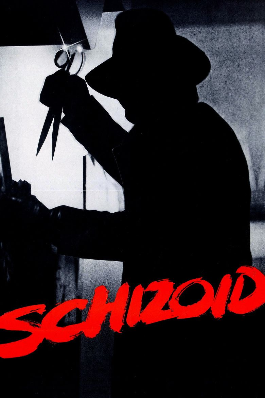 Schizoid (film) movie poster