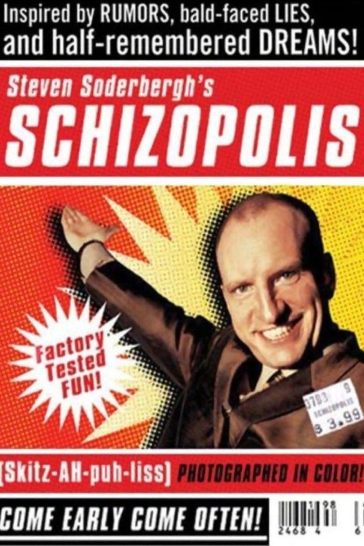 Schizopolis movie poster