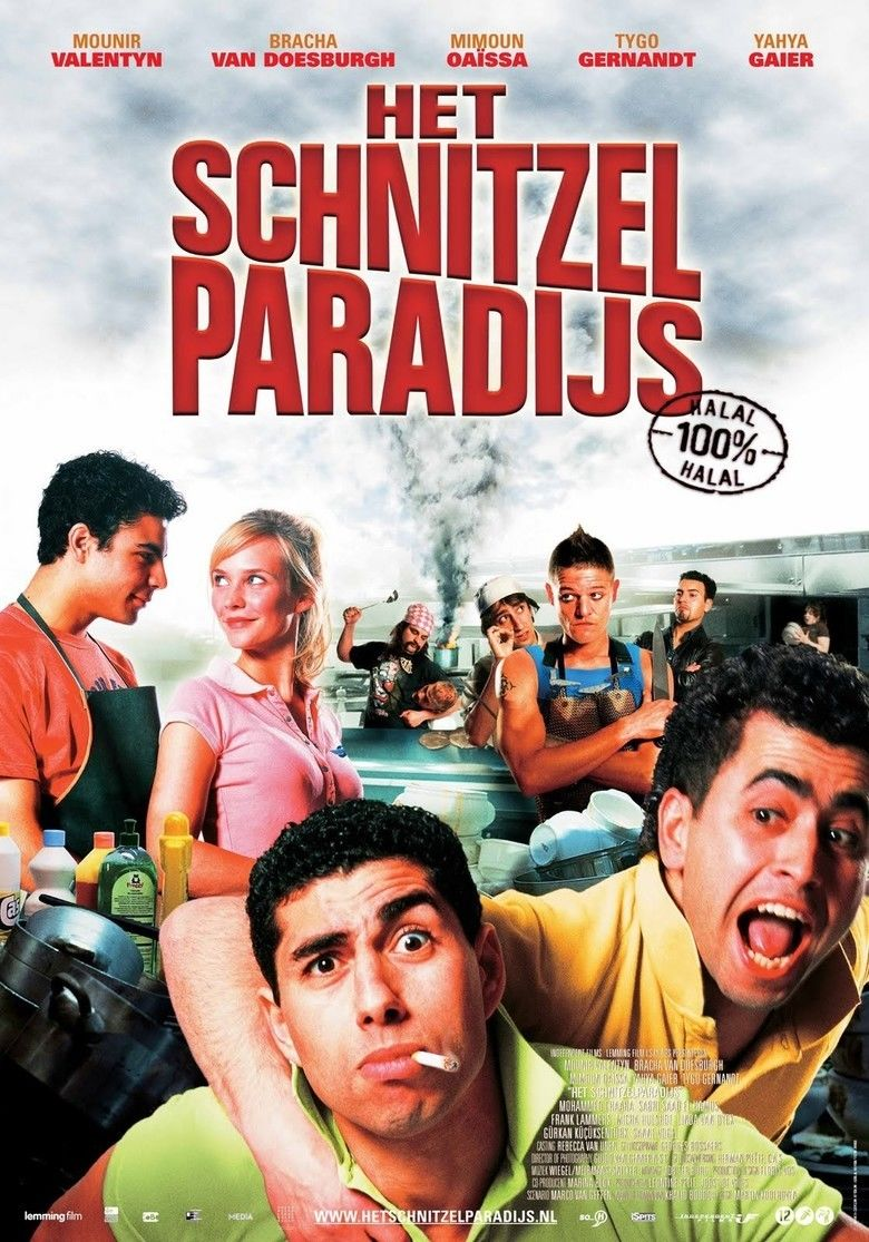 Schnitzel Paradise movie poster
