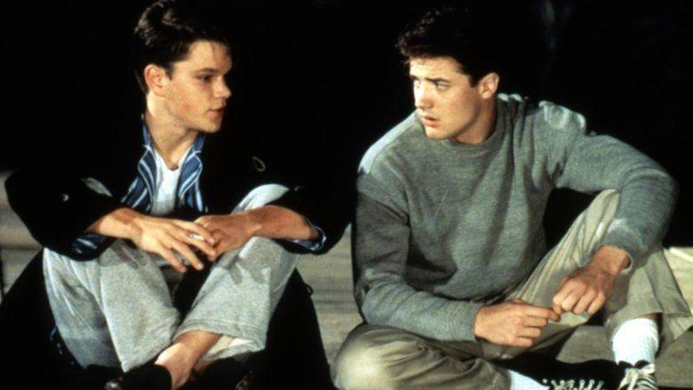 School Ties movie scenes