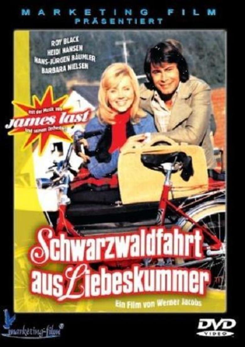 Schwarzwaldfahrt aus Liebeskummer movie poster