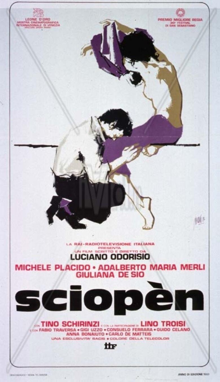 Sciopen movie poster