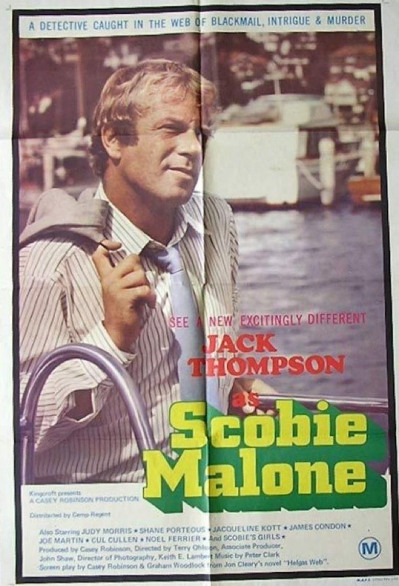 Scobie Malone (film) movie poster