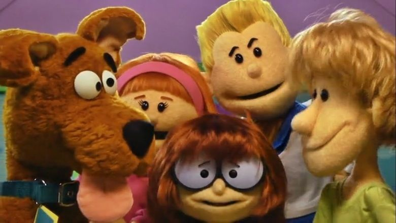 Scooby Doo! Adventures: The Mystery Map movie scenes