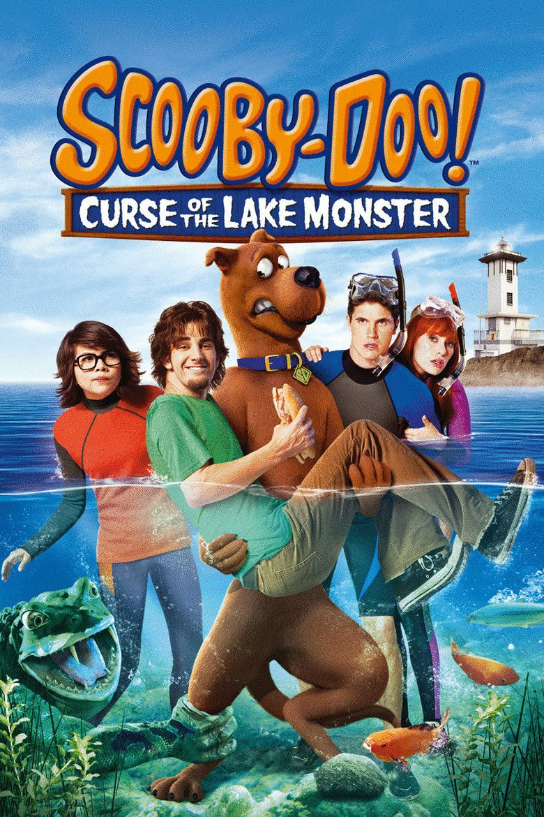Scooby Doo! Curse of the Lake Monster movie poster
