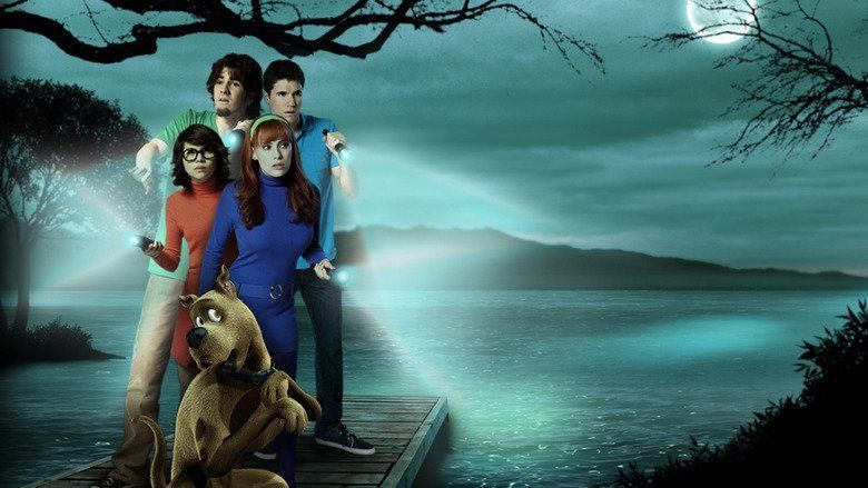 Scooby Doo! Curse of the Lake Monster movie scenes