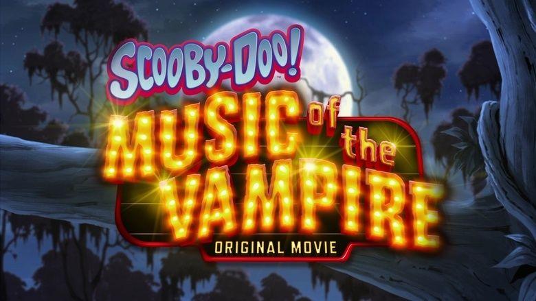 Scooby Doo! Music of the Vampire movie scenes
