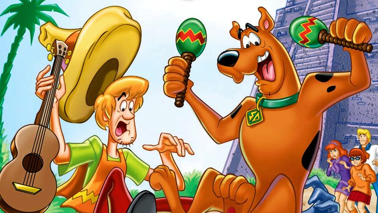 Scooby Doo! and the Monster of Mexico movie scenes