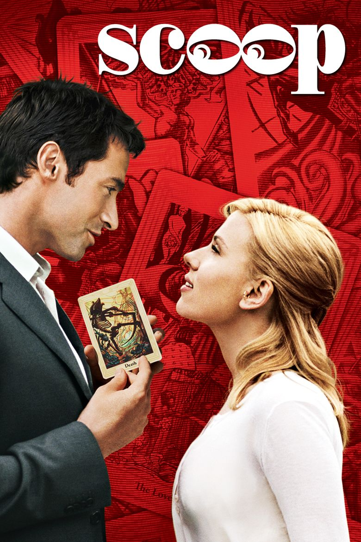 Scoop (2006 film) movie poster