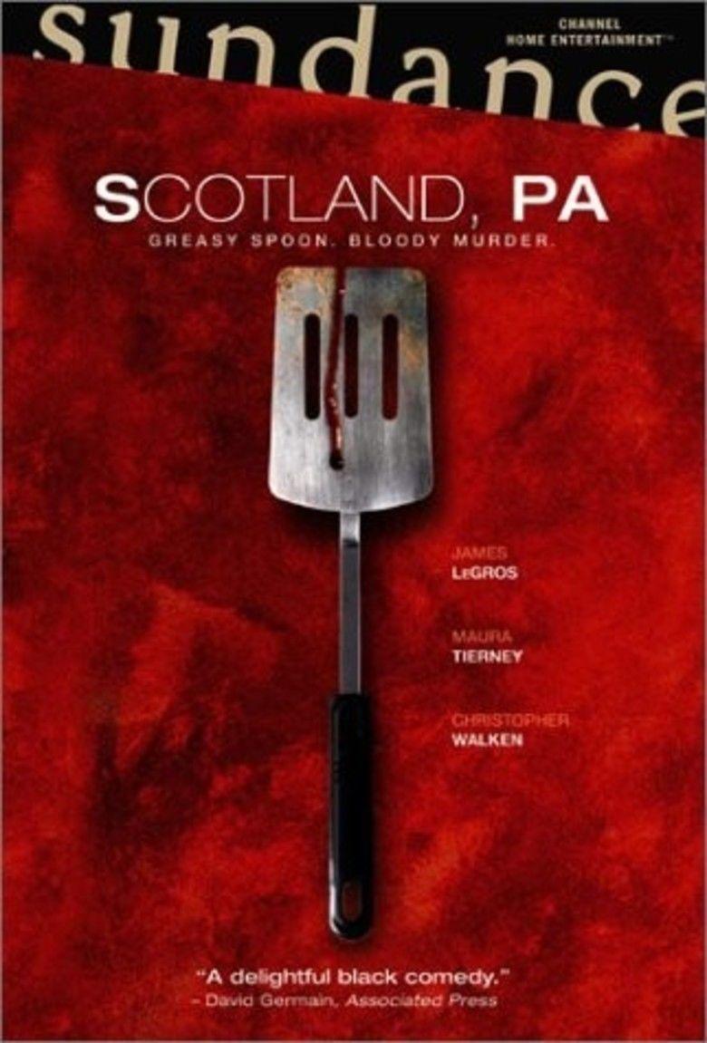 Scotland, PA movie poster