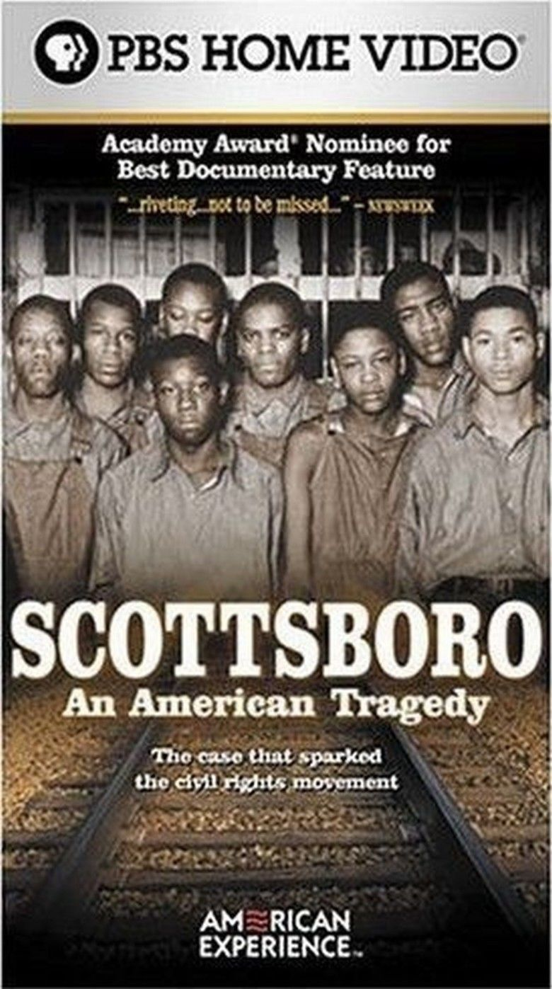Scottsboro: An American Tragedy movie poster