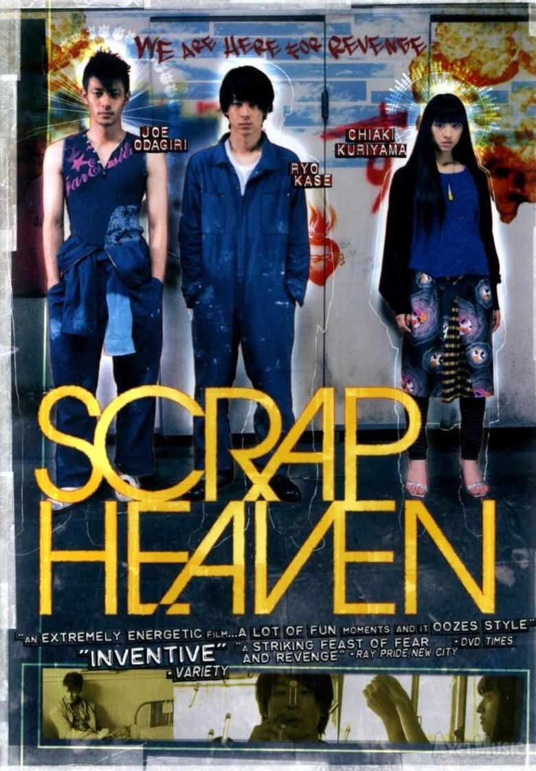 Scrap Heaven movie poster