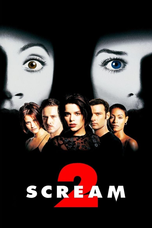 Scream 2 movie poster