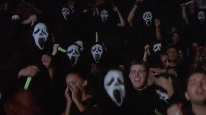 Scream 2 movie scenes