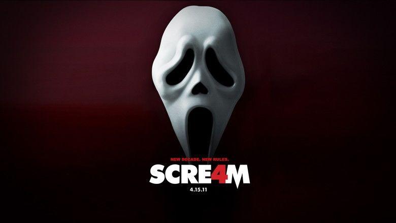 Scream 4 movie scenes