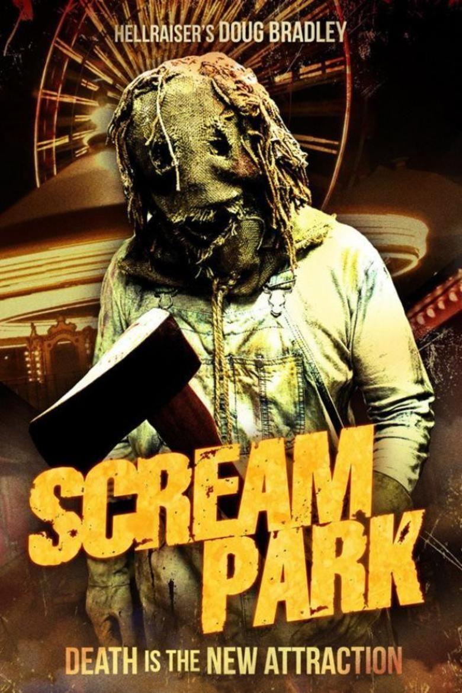 Scream Park movie poster
