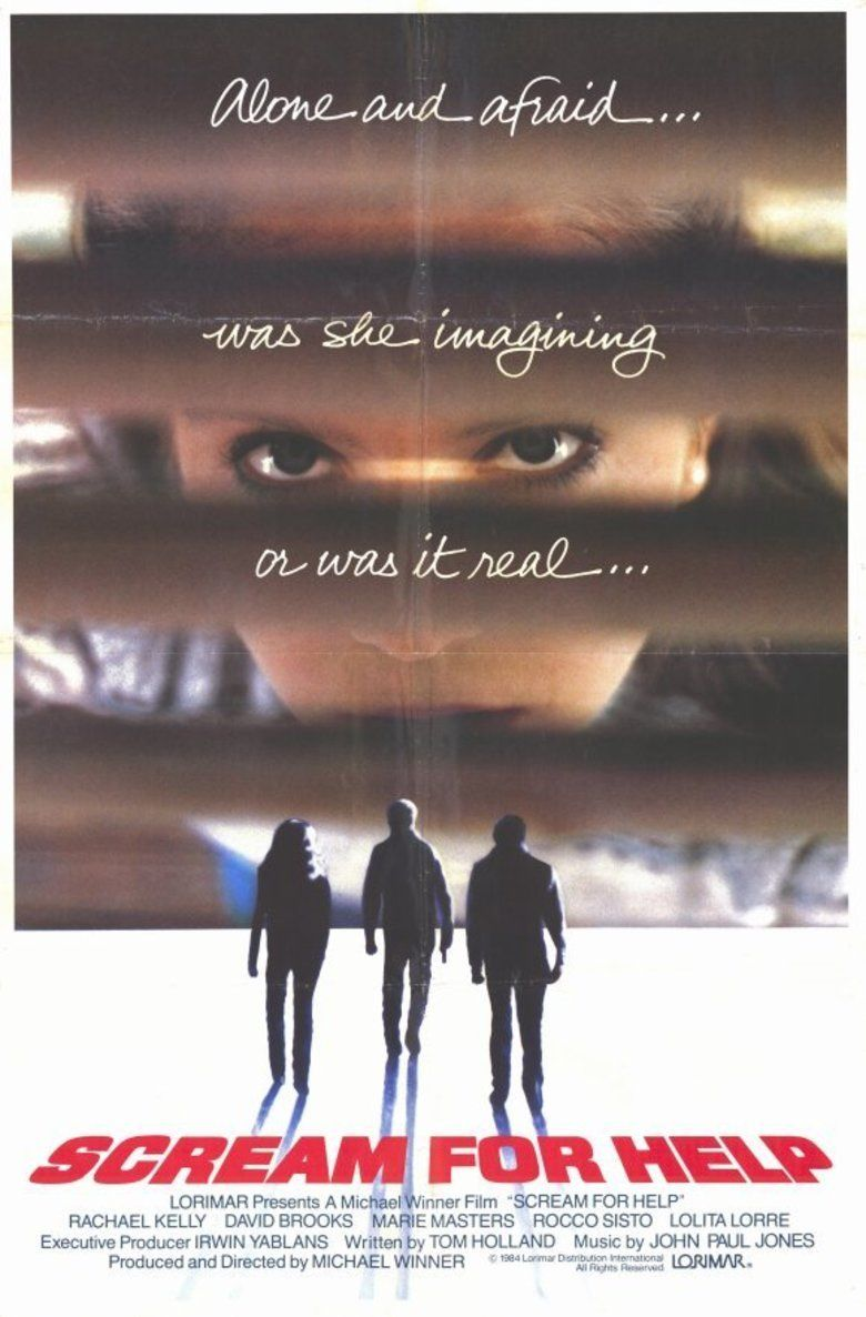 Scream for Help movie poster