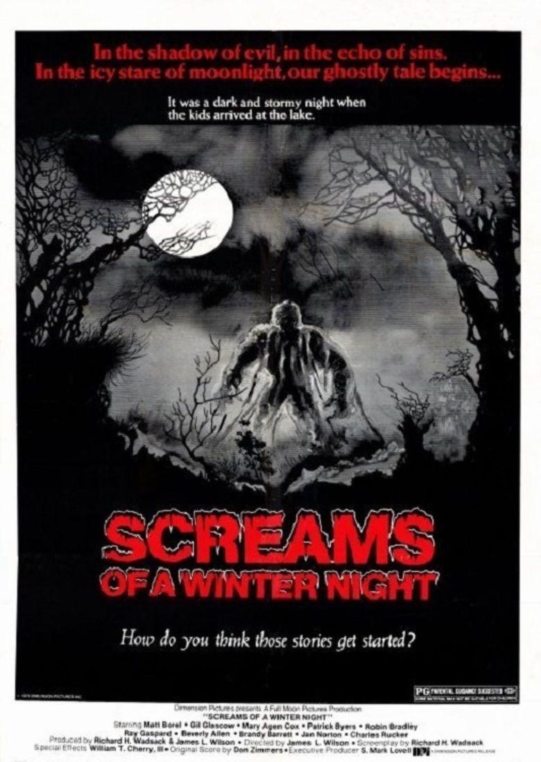 Screams of a Winter Night movie poster